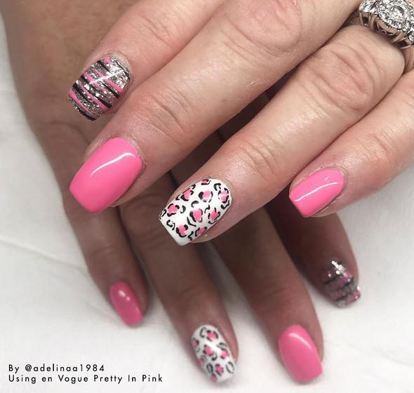 Lac It!™ Advanced Formula UV/LED Gel Polish - Pretty In Pink