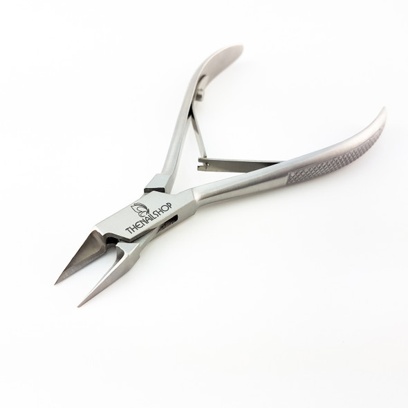TNS Professional Podiatry Straight Ingrown Toe Nail Nippers (Arrow/Pointed)