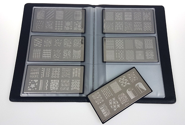 FREE Stamping Album for Rectangular Stamping Plates