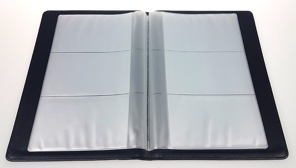 Empty Album with Thicker Sleeves
