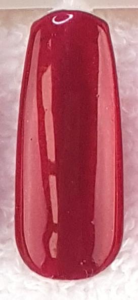 Kiara Sky Coloured Glitter Nail Dip Powder - WIne Not D576 (Deep Red Burgundy Shimmer)