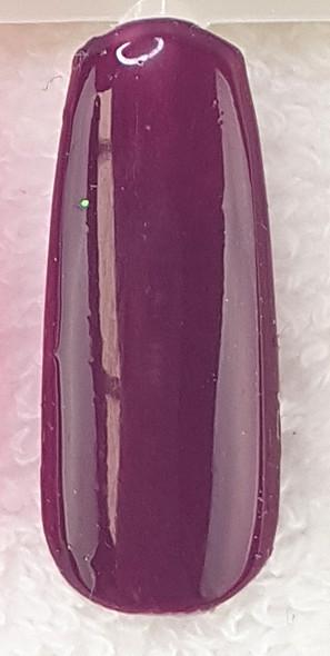 Kiara Sky Coloured Glitter Nail Dip Powder - Posh Escape D504 (Purple)