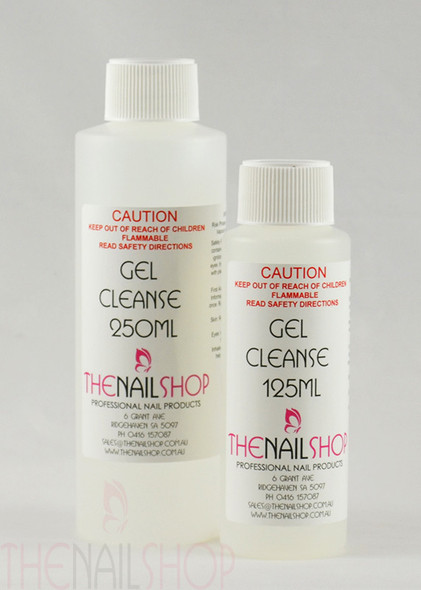 TNS Gel Cleanse (125ml, 250ml, 500ml, 1L) - Remove the 'Tacky Layer'! 98% Isopropyl Alcohol