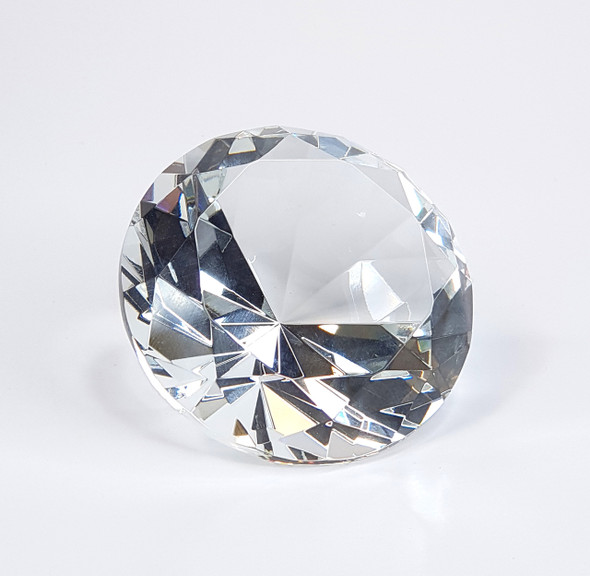 Large Diamond Crystal Clear for Nail Art
