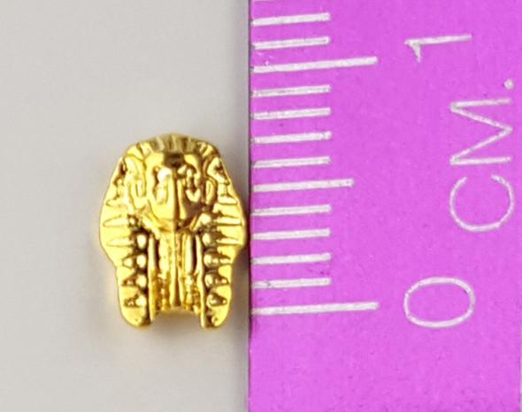 Small Gold Egyptian Nail Charms for Halloween Nail Art (5PCS Per Bag)