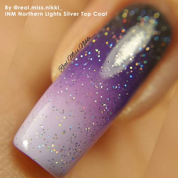 Example of Northern Lights Silver Top Coat