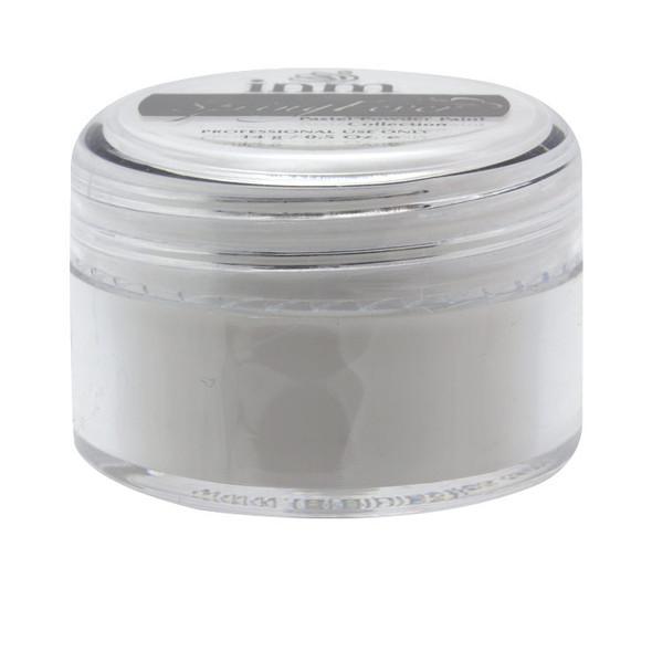 COTTON SHEETS - White Acrylic Powder (Opaque) 14gm