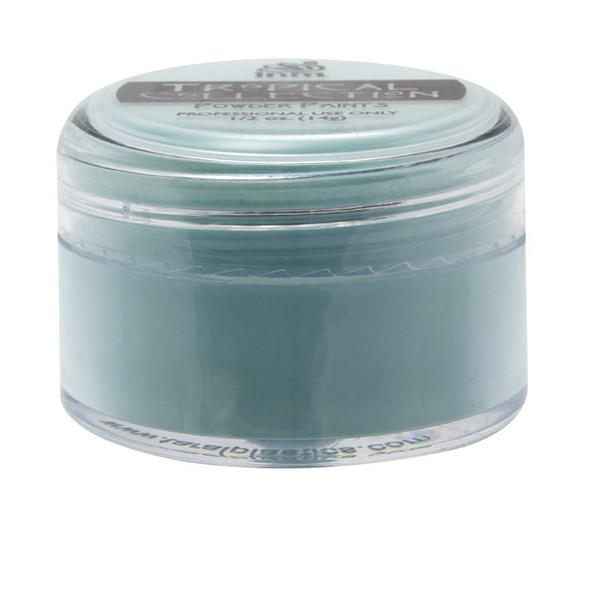 SEA FOAM - Blue Green Acrylic Powder (Opaque) 14gm