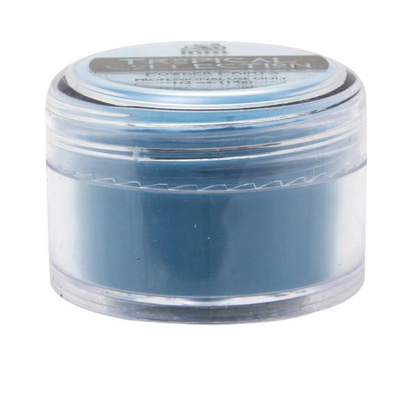 AQUA FALLS - Dark Aqua Blue Acrylic Powder (Opaque) 14gm