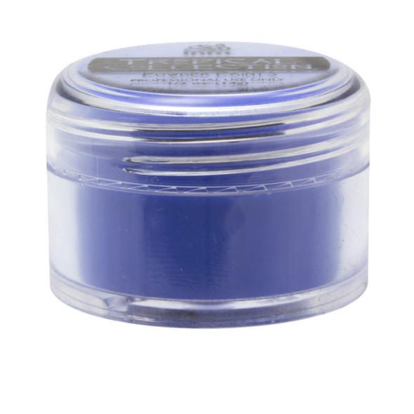 BLUE LAGOON - Dark Aqua Blue Acrylic Powder (Opaque) 14gm