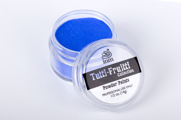 BLUEBERRY BLAST - Blue Glitter Acrylic Powder 14gm