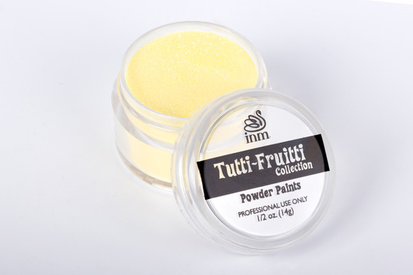 BANNANA FO-FANA - Yellow Glitter Acrylic Powder 14gm