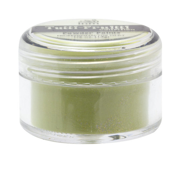 KRAZED KIWI - Light Green Glitter Acrylic Powder 14gm