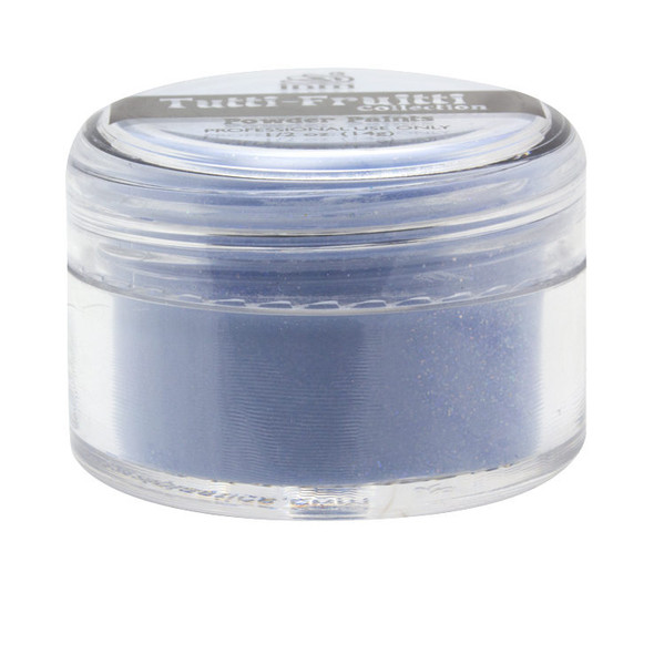 ROCKIN' BLUE RAZZBERRY - Light Blue Glitter Acrylic Powder 14gm
