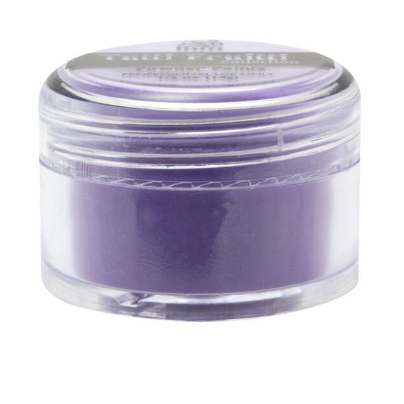 GRAPE BALLS OF FIRE - Purple Glitter Acrylic Powder 14gm