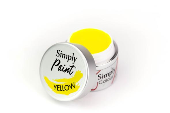 En Vogue SIMPLY Paint Gel (UV/LED) - Yellow