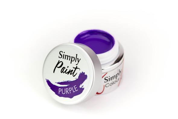 SIMPLY Paint Gel (UV/LED) - Purple