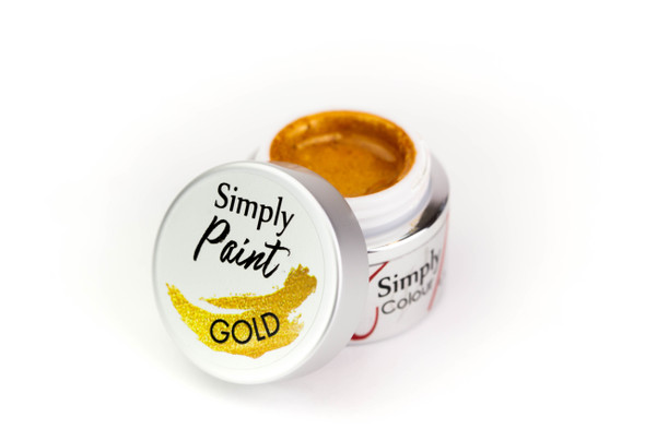SIMPLY Paint Gel (UV/LED) - Gold