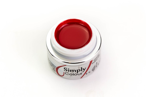 SIMPLY Paint Gel (UV/LED) - Red