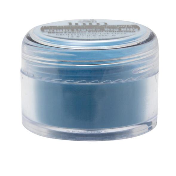 NY Skyline - Neon Blue Acrylic Powder 14gm. Bright Lights Big City.
