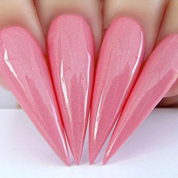Kiara Sky Coloured Nail Dip Powder - D565 Pink Champagne
