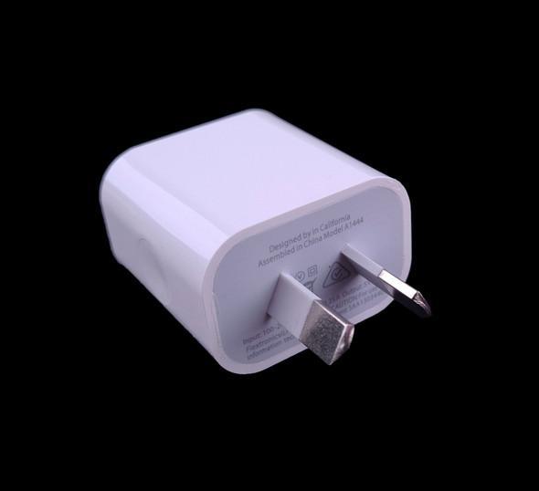 USB AU Adapter Plug Output 5V 2A Only