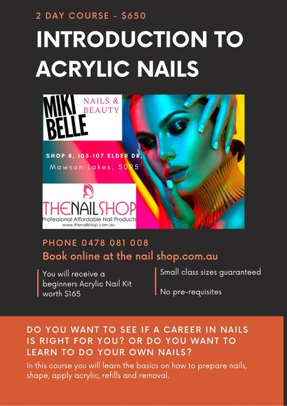 Introduction to Acrylic Nails