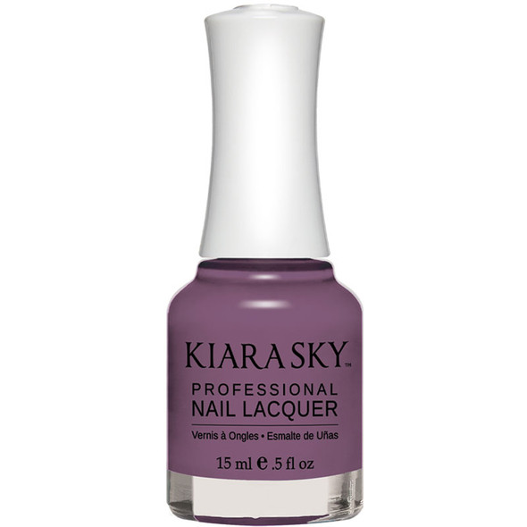 KS Nail Lacquer - N410 Chinchilla