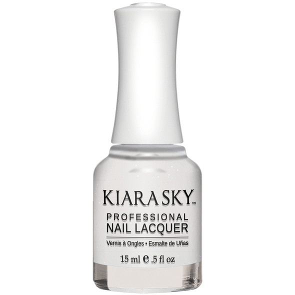 KS Nail Lacquer - N555 Frosted Sugar