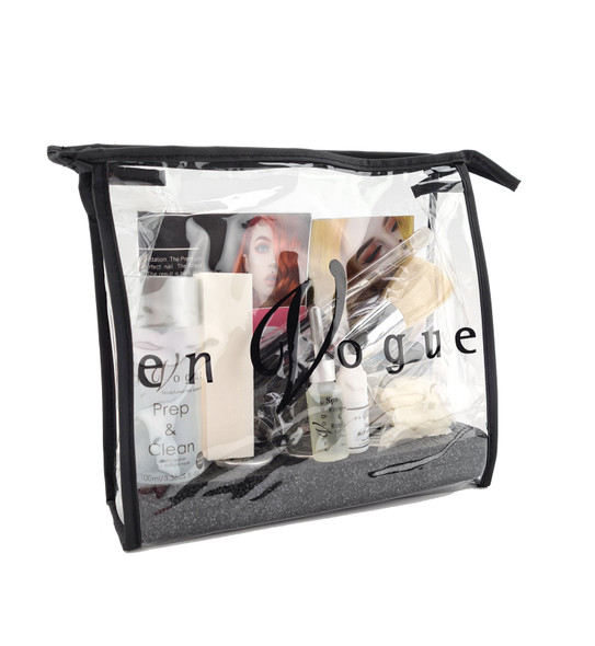 En Vogue UV Nail Gel Professional Starter Kit - For Sculpting Strong Nails!