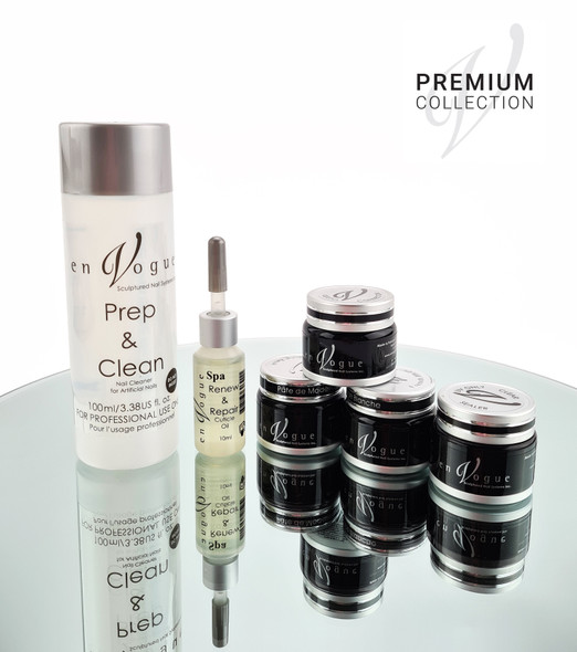 En Vogue Premium Collection UV Gel (Hard Gels) Trial Kit
