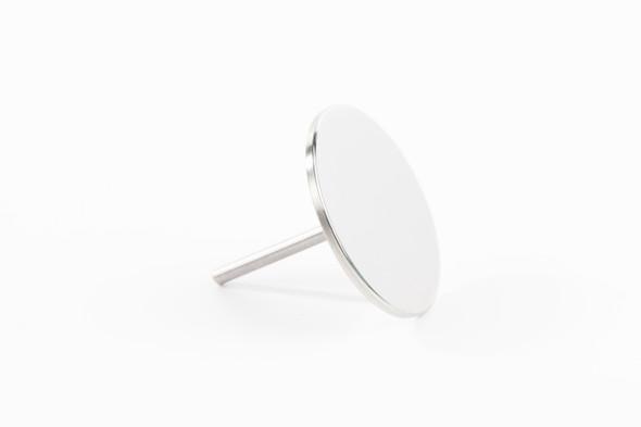 Stainless Steel Sanding Disc Holder for Pedicure Sanding Discs (3cm)