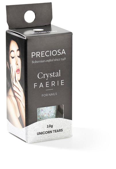 Preciosa Crystal Faerie for Nail Art - Unicorn Tears (AB Effect)
