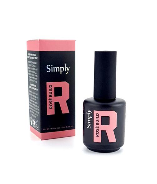 Simply Rose UV/LED Gel (Builder In A Bottle) - 15ml Bottle