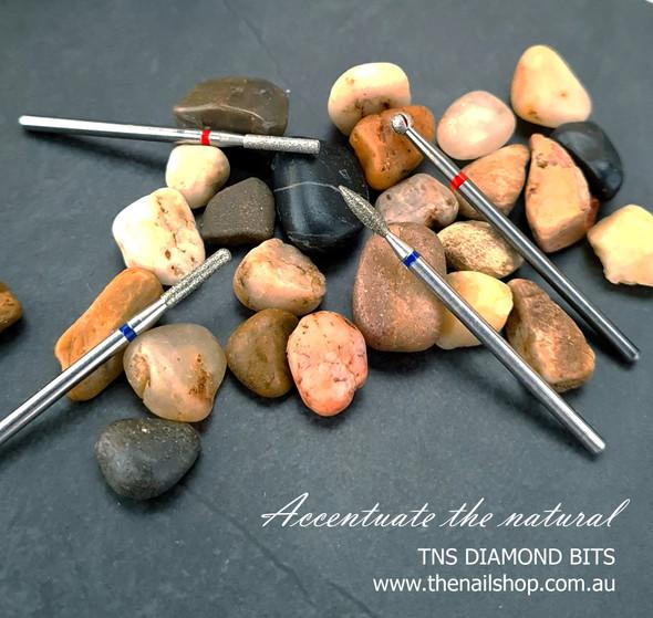 4PCS Diamond Bits Essential for Manicures & Pedicures