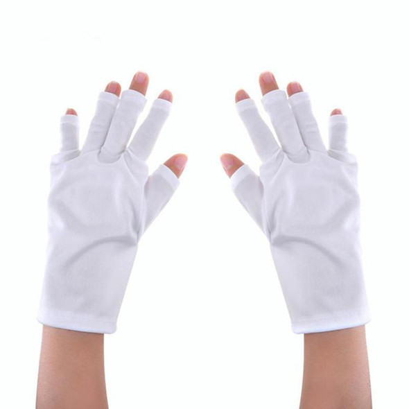 UV Lamp Protection Gloves (1 Pair)