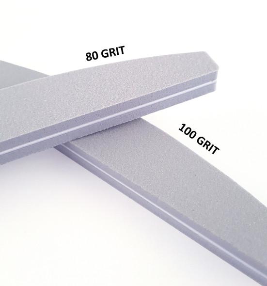 Grey Harbour Bridge Sponge File 100/80 (Single or Bulk)