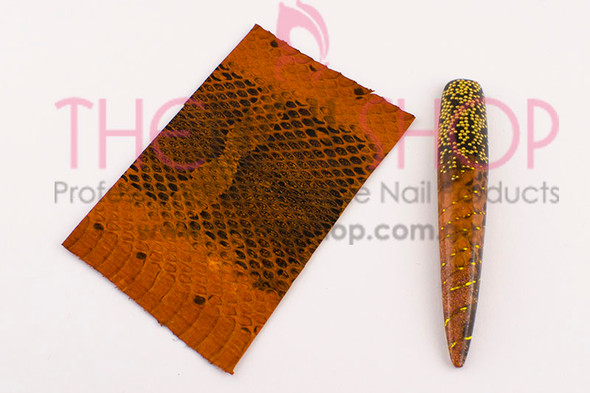 Snake Skin Embedding Paper - Singles (Available in 3 Colours)