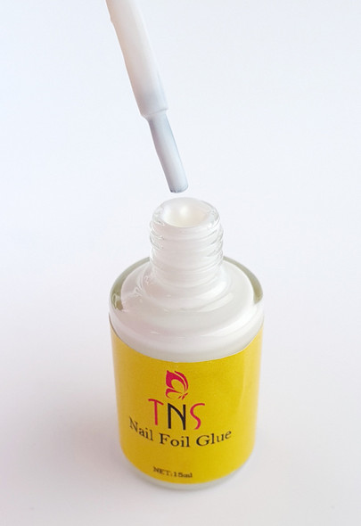 Foil Transfer Adhesive Glue for Nail Art (15ml Bottle)
