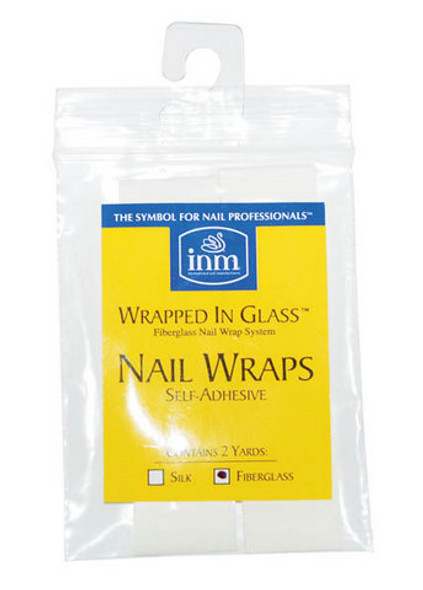 INM Wrapped In Glass Self-Adhesive Fiberglass Strip (183cm)