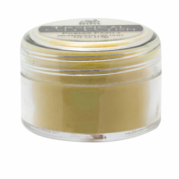 CANARY ISLAND - Yellow Acrylic Powder (Opaque) 14gm