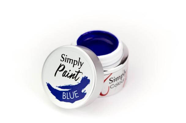 SIMPLY Paint Gel (UV/LED) - BLUE