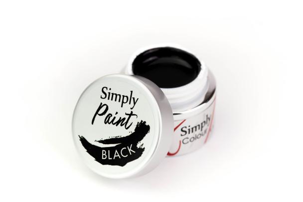 SIMPLY Paint Gel (UV/LED) - Black