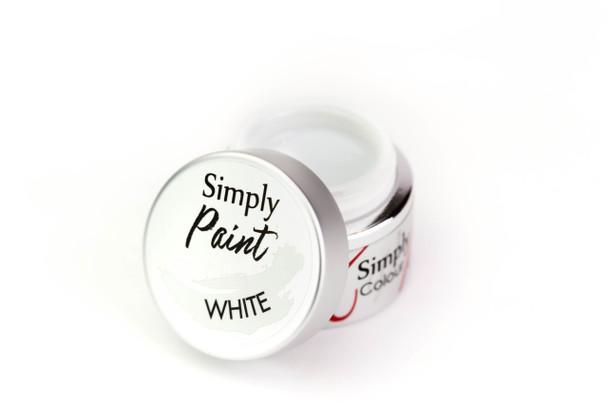 SIMPLY Paint Gel (UV/LED) - White