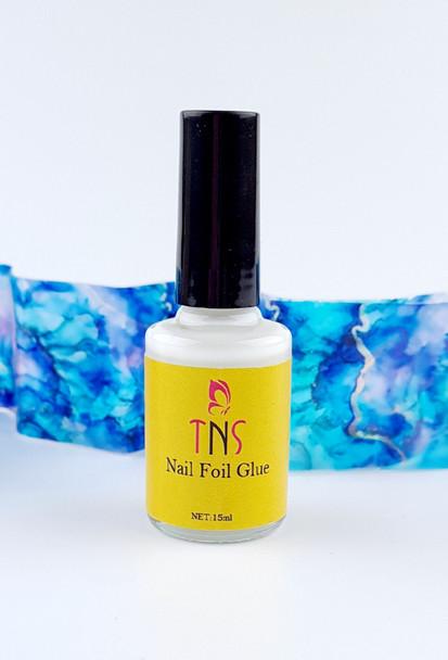Foil Transfer Adhesive Glue for Nail Art (15ml Bottle)
