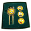 PRO DIVOT TOOL SET WITH ASSORTED BALLMARKERS - Expressions