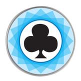 Poker Chip Ball Marker Club - Modern
