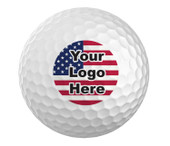 Custom Golf Ball - Set of 3