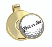 Hat Clip Hole In One - Stencil