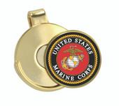 Hat Clip Marines